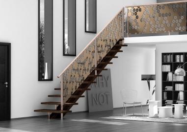 garde corps florale garde corps style design contemporain le grand catalogue porte en. Black Bedroom Furniture Sets. Home Design Ideas